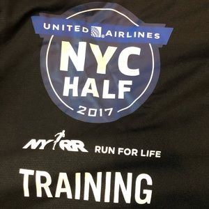 f74170c6a16eb New Balance Tops | Nb Nyrr United Airlines Nyc Half 2017 Training ...